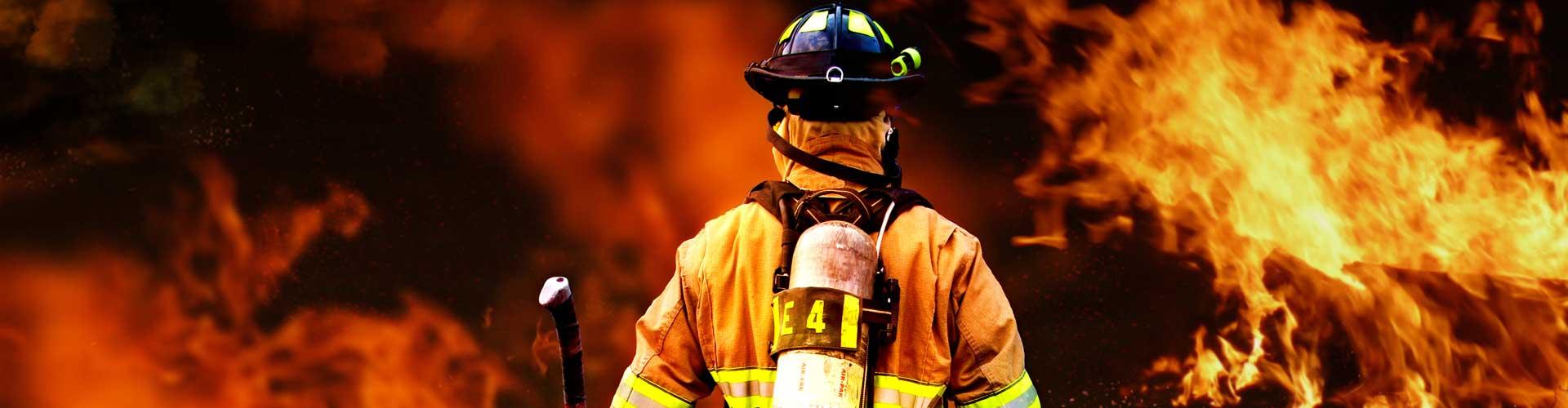 Fireman-Walking